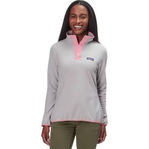 PATAGONIA Women XL Micro D Snap-T Fleece Pullover